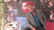 David Hasselhoff Promotes 'Killing Hasselhoff' in Cannes