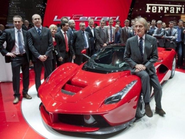 Ferrari La Ferrari, les dessous du tournage
