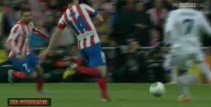 Cristiano ROnaldo red card vs Atletico Madrid