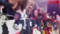 Ligue 2 : Guingamp fête la montée en Ligue 1 avec ses supporters