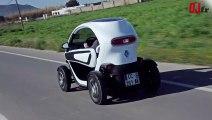 Essai Renault Twizy 80 2012