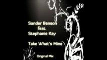 Sander Benson ft. Stephanie Kay - Take What's Mine