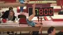 Lilou - poutre - Metz Gym 2013 - circuits éducatifs - St dié