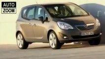 Comprendre Opel Meriva