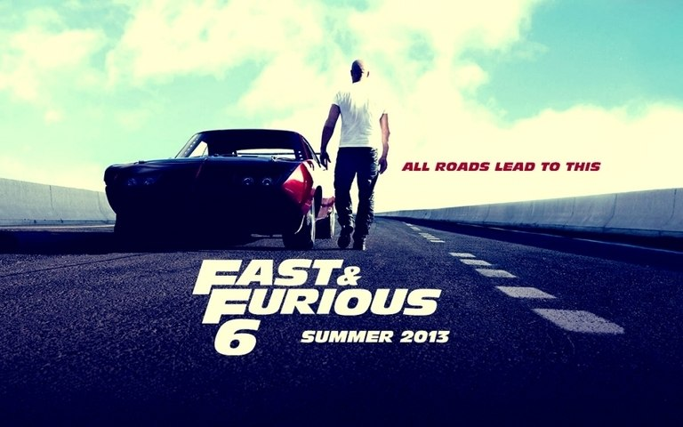Fast and Furious 6 Bande-annonce