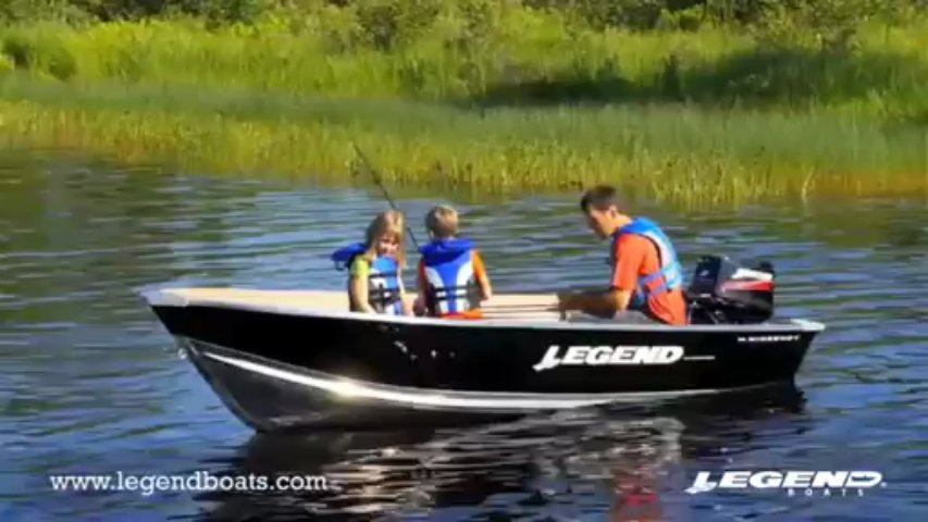 Top Fishing Boats by Legend Boats 14 WideBody