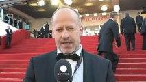 Uomo spara al festival di Cannes