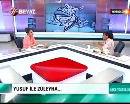 Cemalnur Sargut ile Aşka Yolculuk 18.05.2013 1.Kısım