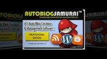Auto Blog Samurai Software Suite *$15k Cash Prizes* By Paul Ponna | Auto Blog Samurai Software Suite *$15k Cash Prizes* By Paul Ponna