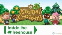 Animal Crossing : New Leaf - Inside the Treehouse : Localiser Animal Crossing