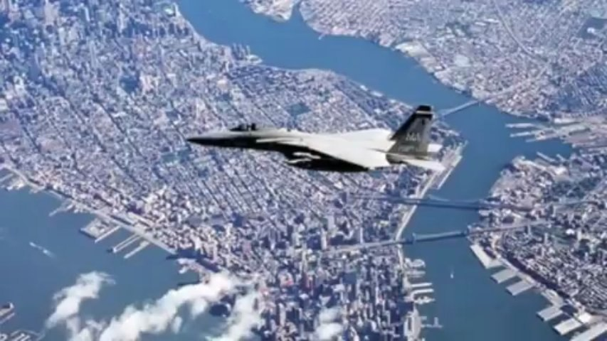 Inside 9/11 - Who diverted the fighter jets?