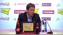 Montanier: ''Fue un partido muy intenso''