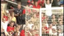 David Beckham - All Manchester United Goals