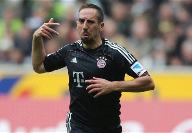 Un des plus beau but de la carrière de Ribéry