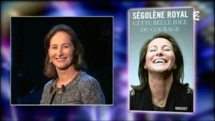 """Ségolène Royal invitée de """"On n'est pas couché"""""""