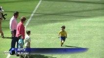 Coupe des confédérations au Brésil: stade d'ouverture inauguré