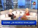Susana Giménez ¿un regreso devaluado? │ EL DIARIO DEL DOMINGO, Luis Bremer