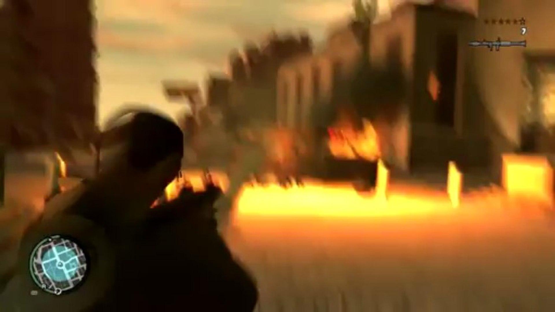 GTA IV: Bullet Time Mod ⊕ Sniper Elite v2 Effect || Free Download
