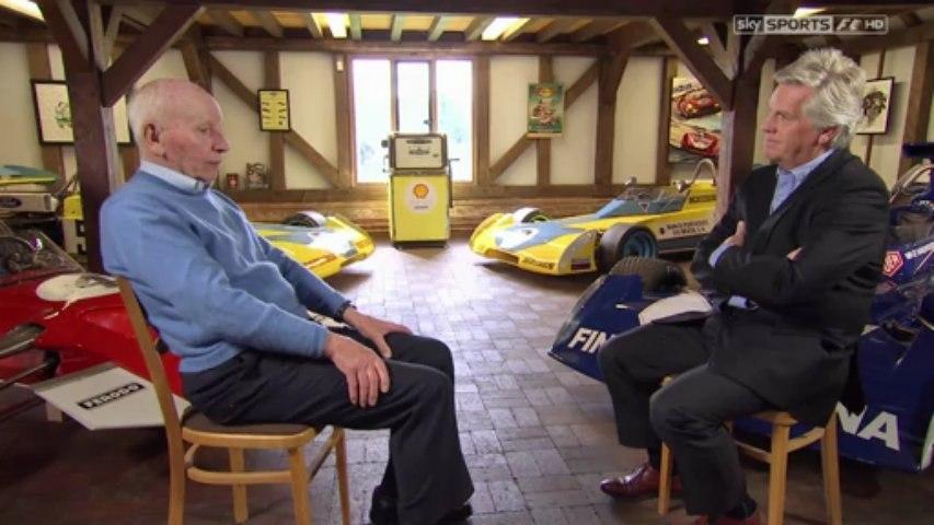 Legends of F1 - John Surtees