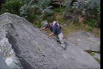 Excursión Piedra de la Virgen o Peñon del Diablo, El Avila, Caracas