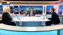 BFM Politique: l'interview BFM Business, Nathalie Kosciusko-Morizet répond aux questions d'Hedwige Chevrillon - 19/05