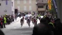 Sprint pour la 2è place (et le classement général !), 4è étape de la Ronde de l'Isard 2013