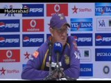 We thought 130 runs target was enough on this wicket, says Kolkata Knight Riders coach Trevor Bayliss after loss to Hyderabad Sunrisers