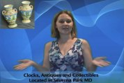 Antique Clocks and other Collectibles Auction