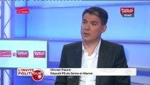 """Olivier Faure : """"[Manifestation du 26 mai] C'est un défilé contre l'esprit même de la République"""""""