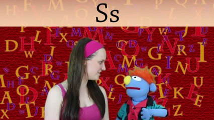Phonics: The Letter S
