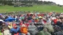 Paroles de résistance : Glières 2013