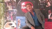 David Hasselhoff fait la promotion de Killing Hasselhoff à Cannes
