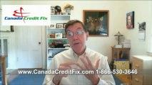 Canada Credit Repair - Equifax & Transunion Credit Report, Credit Rating, Credit Score Canada Credit Fix