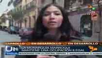 Saharauis: España es cómplice de represión marroquí