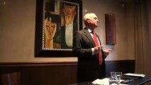 Le Général Didier Tauzin au Cercle Aristote sur le Rwanda 20 ans après