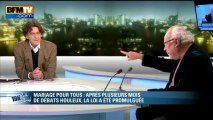 Luc Ferry et André Bercoff: le Face à face Ruth Elkrief - 20/05