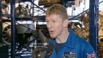 20 yıl sonra ilk İngiliz astronot uzay yolunda