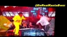 Psy battles Tracy Morgan on 2013 BillBoard Music Awards 5/20