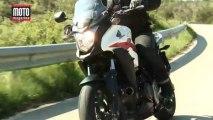 Honda CB 500 X : les différences entre le trail routier et la routière !