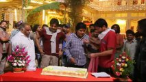 Pawan Celebrates Ali Success 02 - Pawan kalyan,Trivikram Srinivas
