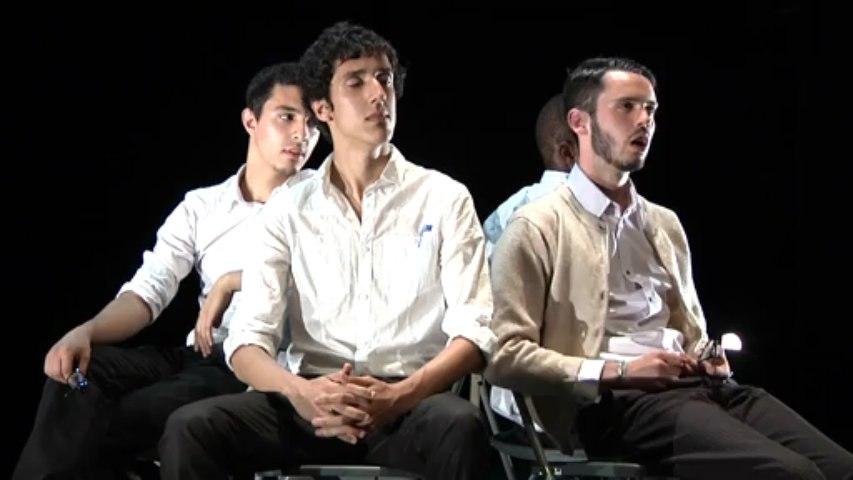 UPEC : Festival Folies Douces 2013 - Teasing Théâtre