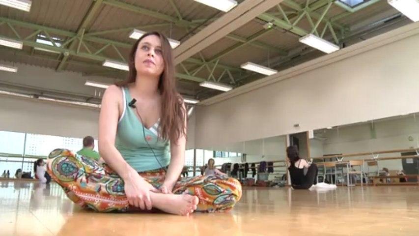 UPEC : Festival Folies Douces 2013 - Teasing Danse contemporaine