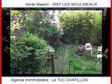 Achat Vente Maison ISSY LES MOULINEAUX 92130 - 150 m2