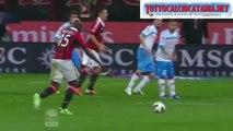 Serie A 2012/2013, le più belle parate di Alberto Frison