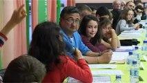 Bédarrides, conseil municipal avec des enfants du 30 avril 2013 partie 2