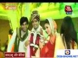 Arjun Bijlani-Neha's Marriage Spl SBB Seg[21-5-2013]