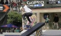 Paul Rodriguez Wins Silver in Street League Skateboarding - X-Games Barcelona