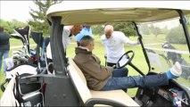 Place to be Golf : Jerome alonzo et Antoine kombouaré au trophée sport passion