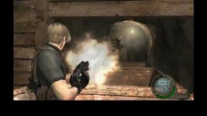 Speed Game Hors Série_ TAS Resident Evil 4 en 1_35_14 par SoulCal