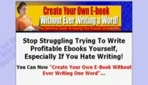 Your Own Ebook Business By John Thornhill | Your Own Ebook Business By John Thornhill